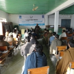 Legal aid Clinic Lilonay Shangla